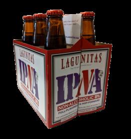 Lagunitas IPNA non alcohol 6pk 12 oz. btls.