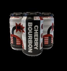 Capitol Cider House Cherry Bourbon cider 4pk 12oz. cans