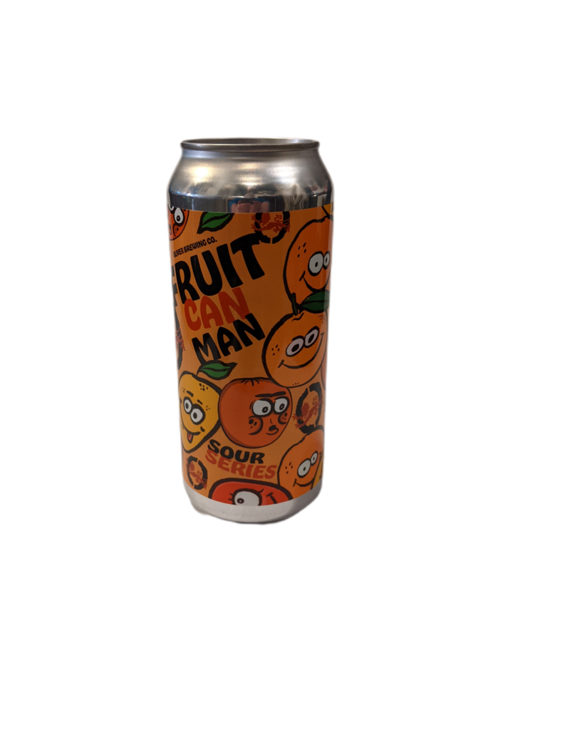 Oliver Fruit Can Man #8 Imperial Sour single 16 oz. can