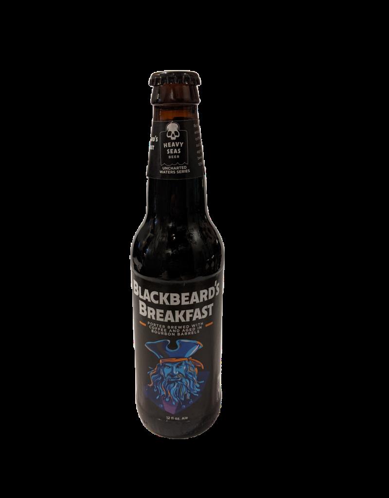 Heavy Seas Blackbeard's Breakfast Bourbon Coffee Porter Single 12oz. bottle
