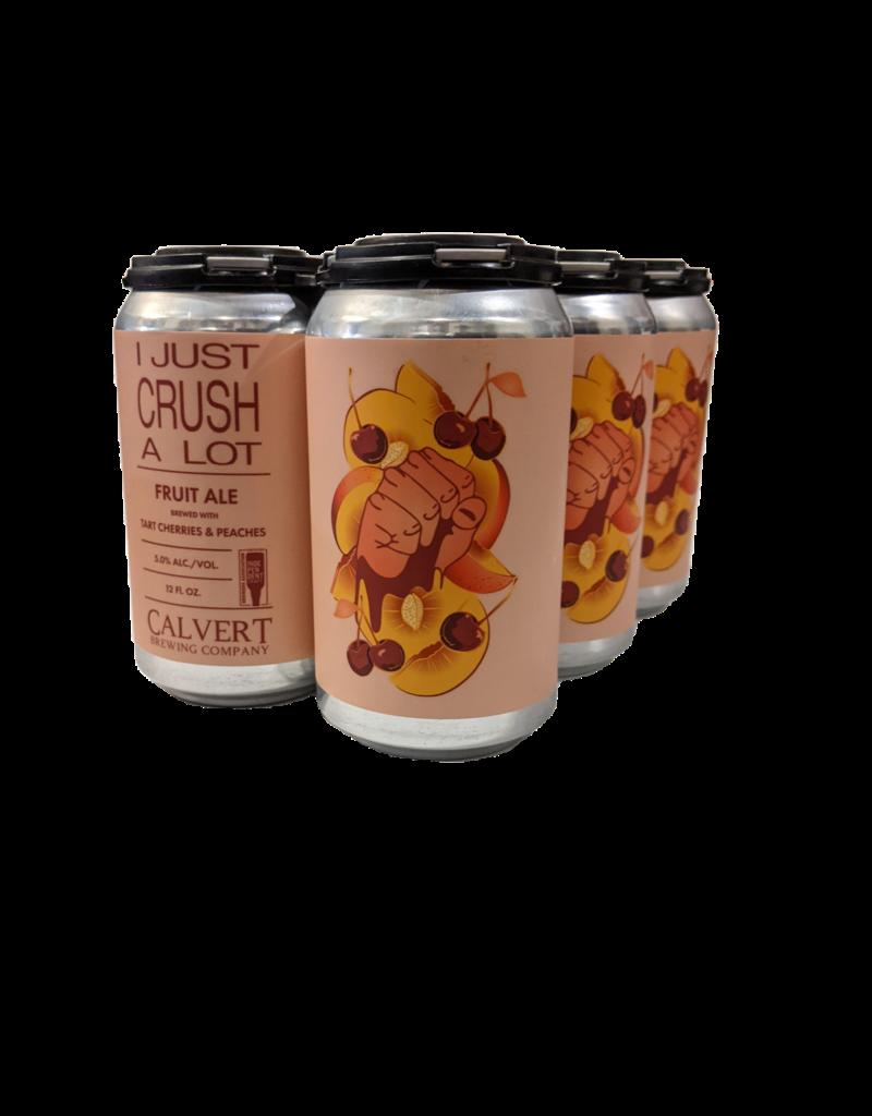 Calvert I Just Crush A Lot Tart Ale 6pk 12 oz cans