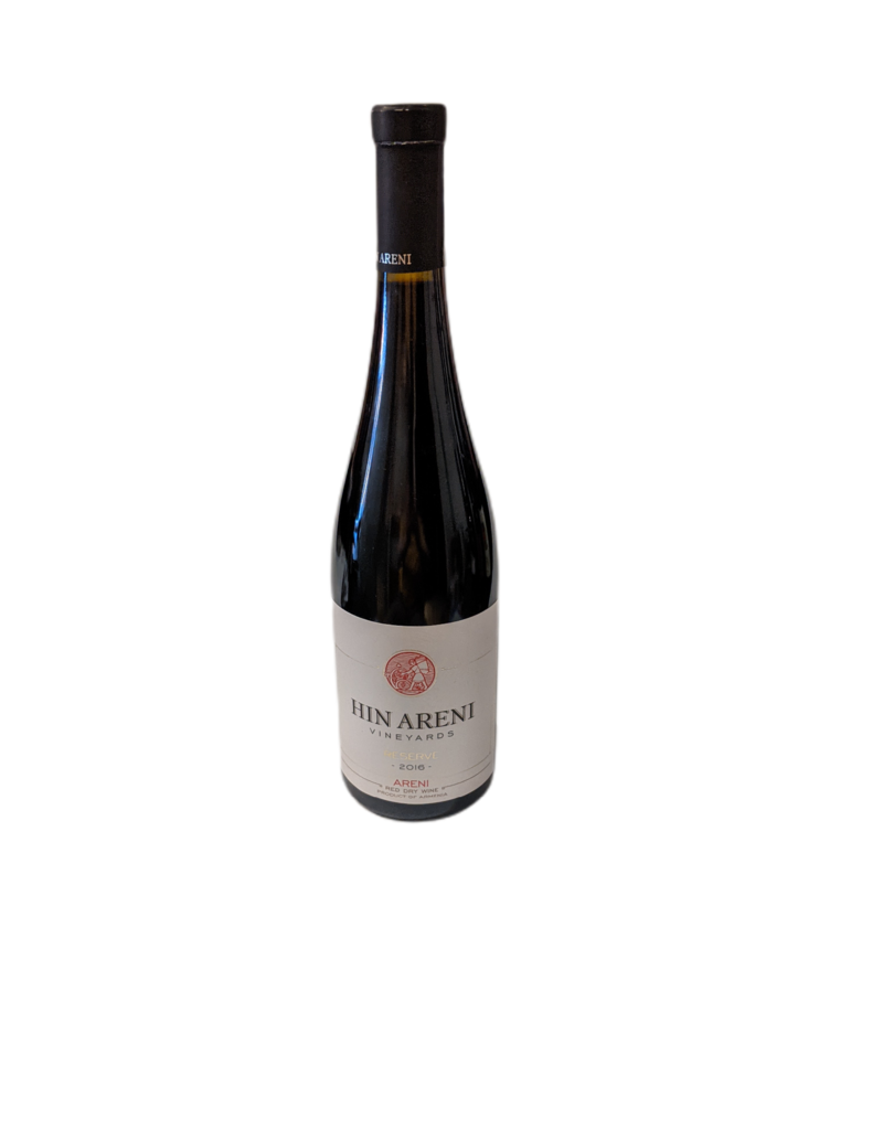 Hin Areni Reserve red blend