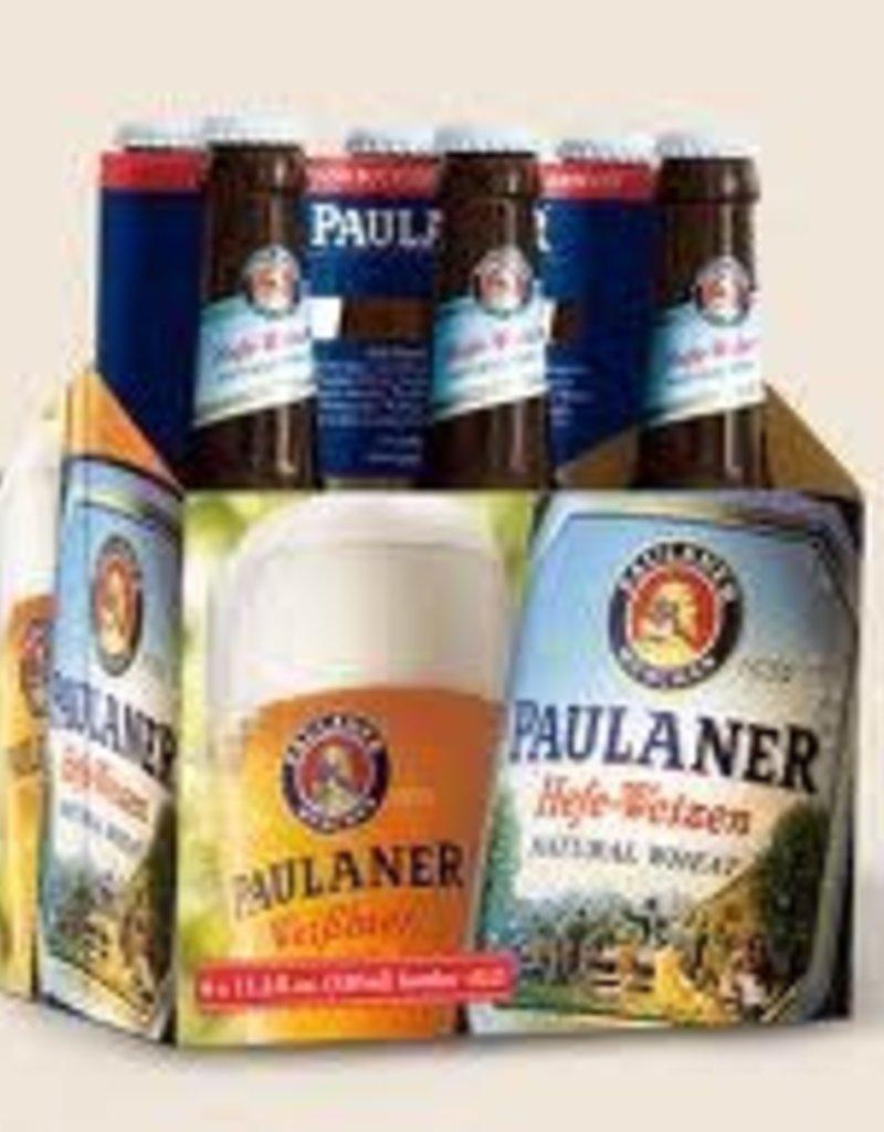 Paulaner Hefe-Weizen 6pk bottles