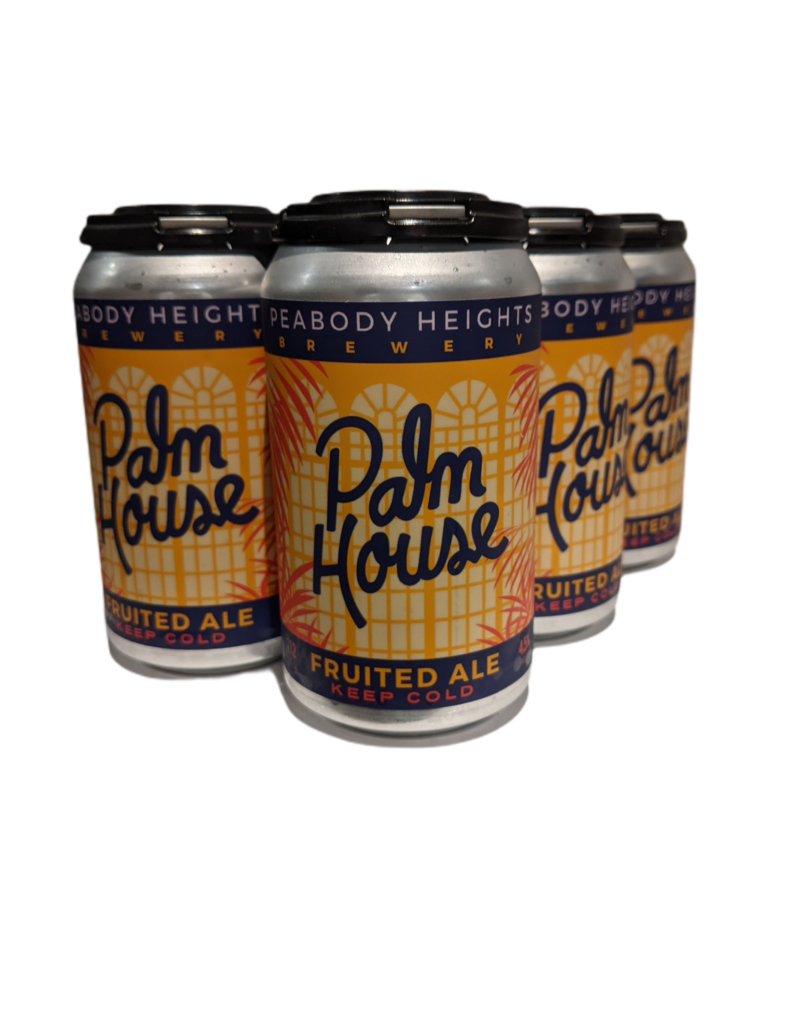 Peabody Heights Palm House Fruited Ale 6pk cans