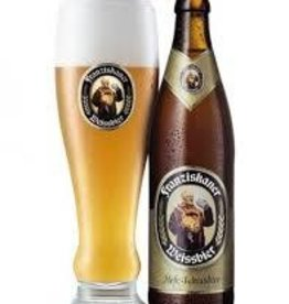 Franziskaner Hefe Weiss 6pk 12 oz bottles