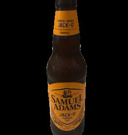 Sam Adams Jack-O Pumpkin Ale Single 12oz. bottle
