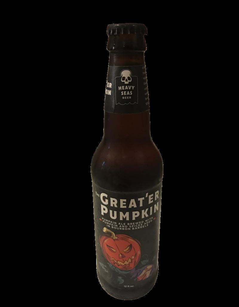 Heavy Seas Greater Pumpkin Ale Single 12oz. bottle