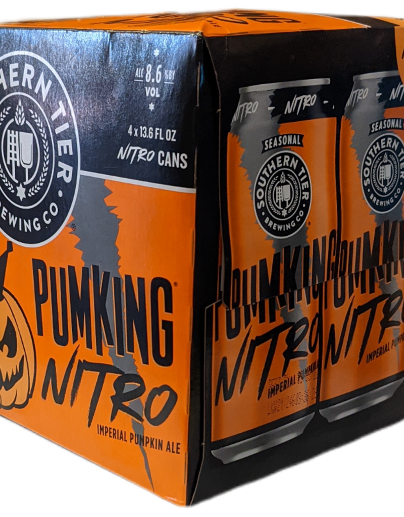 Southern Tier Nitro Imperial Pumking 4 pk 16 oz cans