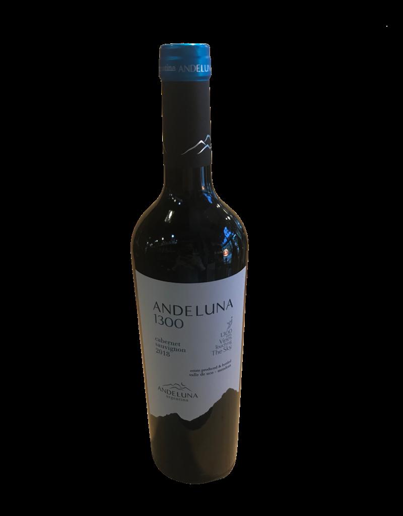 Andeluna '1300' Cabernet Sauvignon 2018