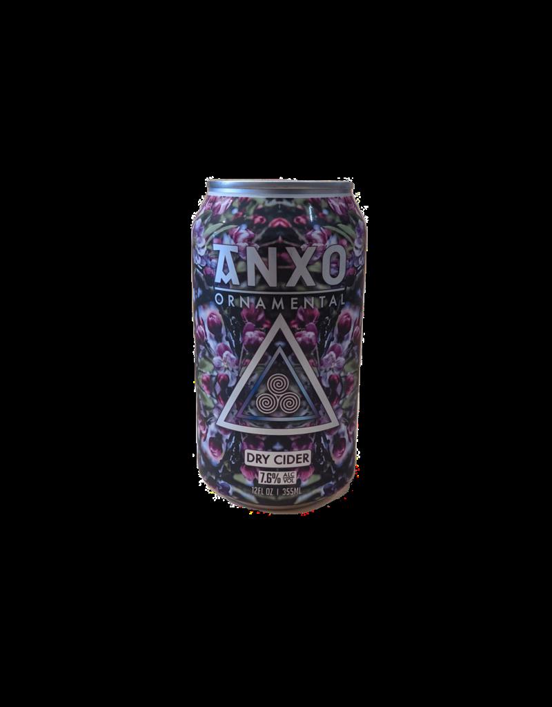 Anxo 'Ornamental' Dry Cider single 12oz can
