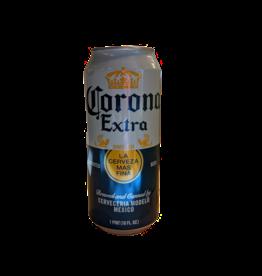 Corona Extra single 16 oz can