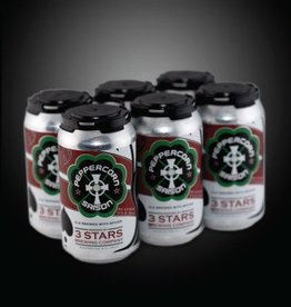 3 Stars Brewing Co 3 Stars Peppercorn Saison 6pk 12 oz cans
