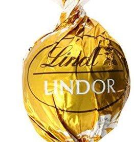 Lindor Caramel Milk Chocolate Truffle single