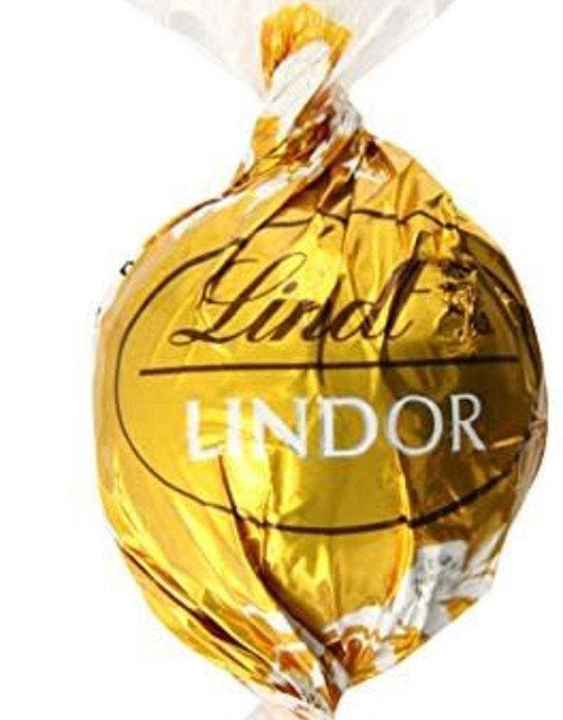 Lindor Caramel Milk Chocolate Truffle single