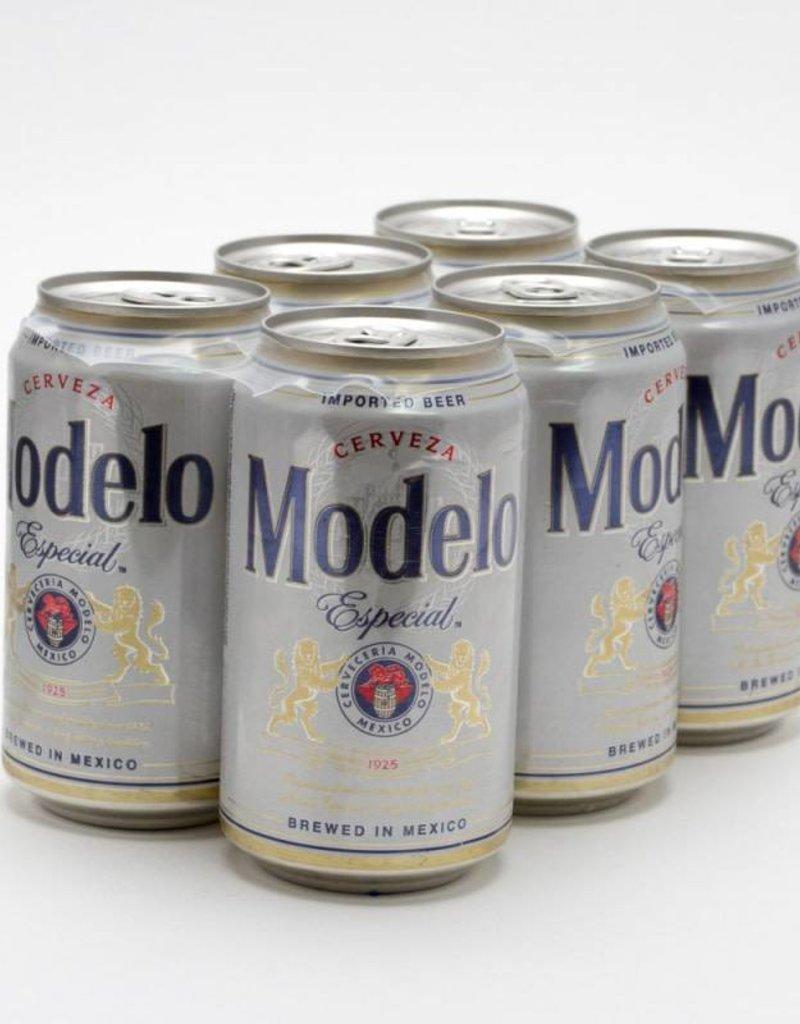 Grupo Modelo Brewing company Modelo 6pk cans