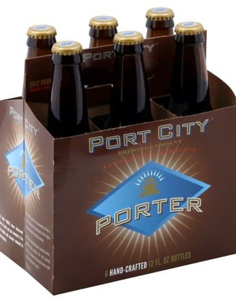 Port City Porter 6pk 12 oz. bottles