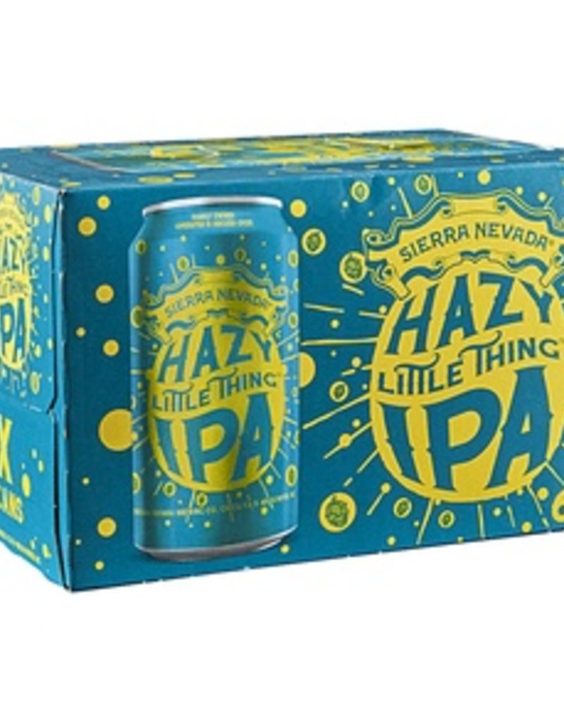 Sierra Nevada Brewing Co Sierra Nevada Hazy Little Thing IPA 6pk cans