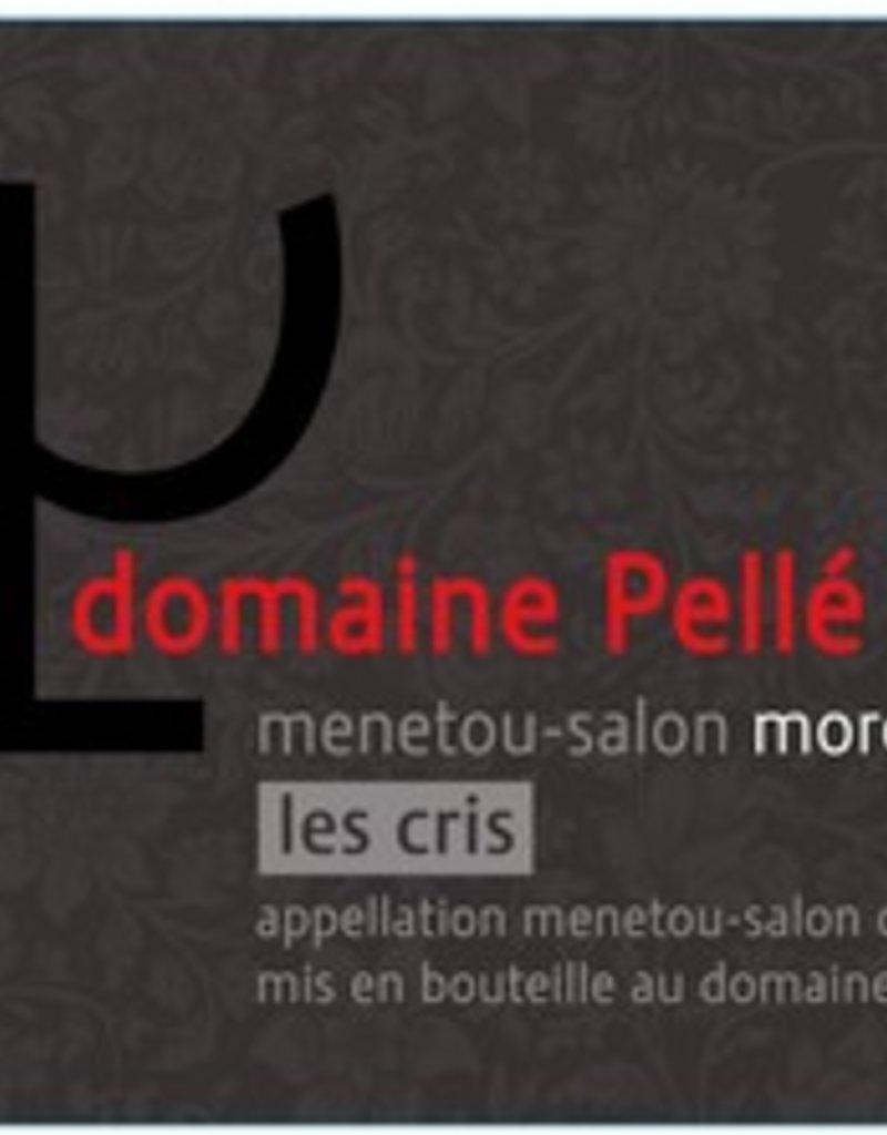 Domaine Pelle Les Cris Rouge