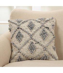 Diamond Weave Pillow Down Filled