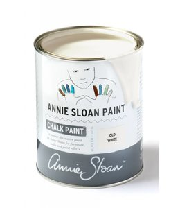 Annie Sloan Old White Litre
