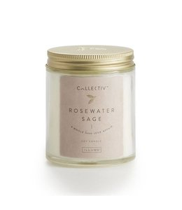 illume Rosewater Julia Jar Candle