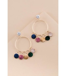 Lovoda Lost in you Earrings