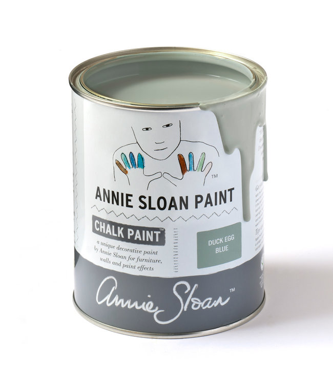 Annie Sloan Duck Egg Litre