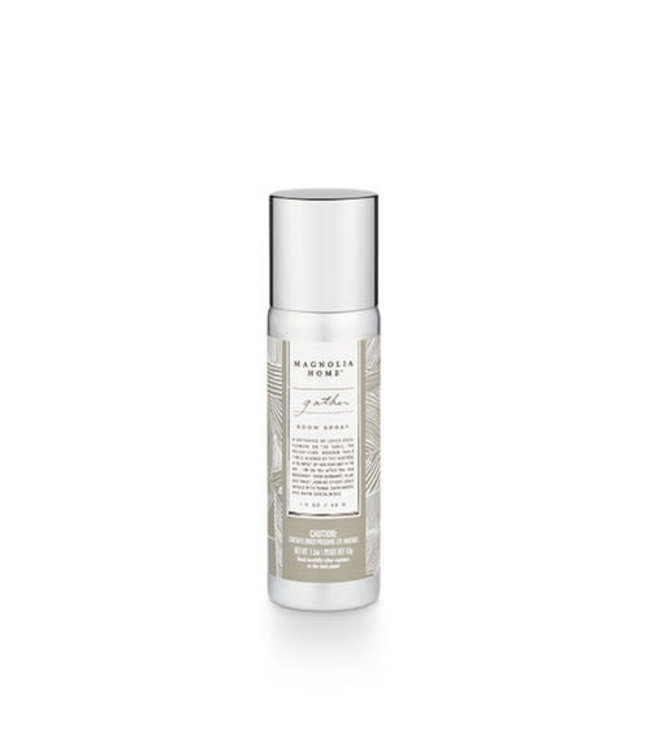 illume Magnolia Home Room Spray Gather