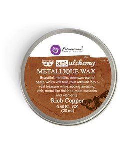 Art Alchemy Metallique Wax Rich Copper