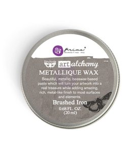 Art Alchemy Metallique Wax Brushed Iron