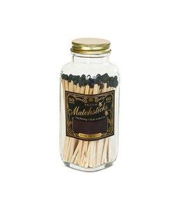 Skeem Match Bottle Black/Gold