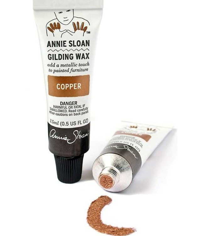 Annie Sloan Unfolded Copper Gilding Wax