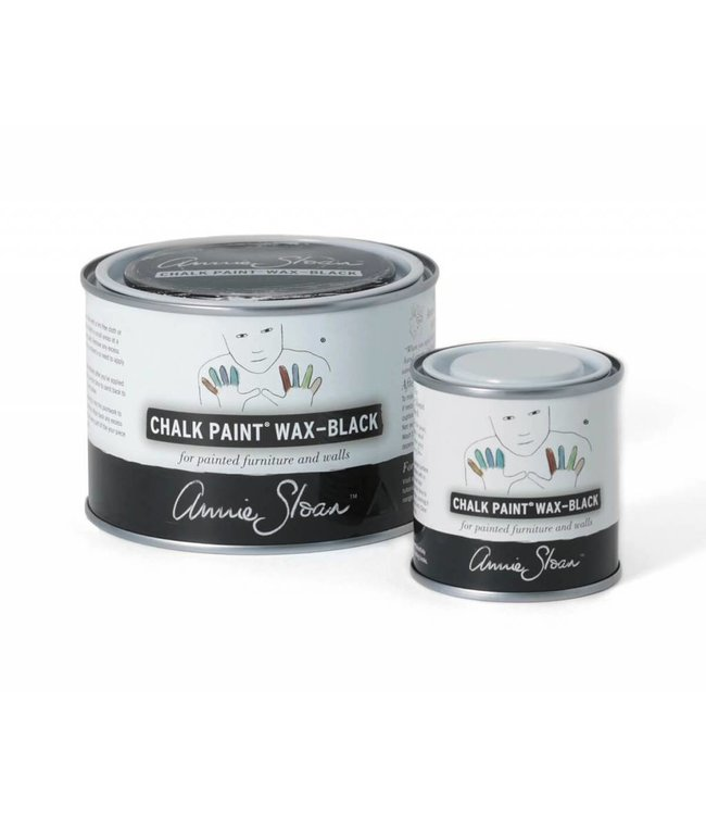 Annie Sloan Unfolded Black Chalk Paint Wax Small