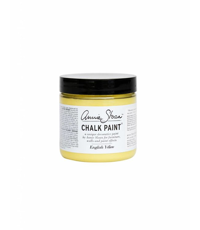 Annie Sloan Unfolded English Yellow Sample Pot