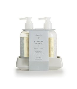 illume Mineral Thyme Hand Wash & Lotion Set