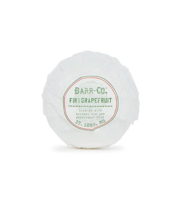 Barr Co. Fir & Grapefruit Bath Bomb