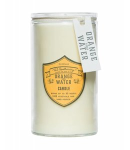 US Apothecary Orange Water Candle
