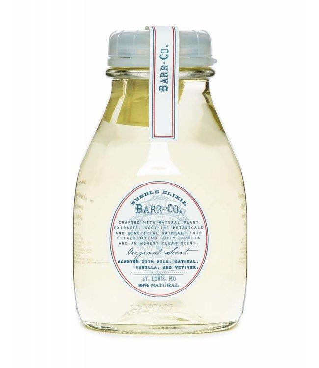 Barr Co. Original Scent Bubble Bath Elixir