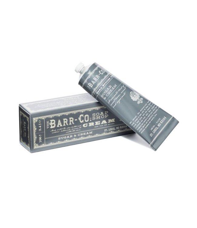 Barr Co. Sugar & Cream Hand & Body Cream