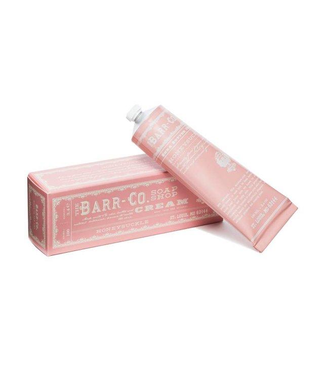 Barr Co. Honeysuckle Hand & Body Cream