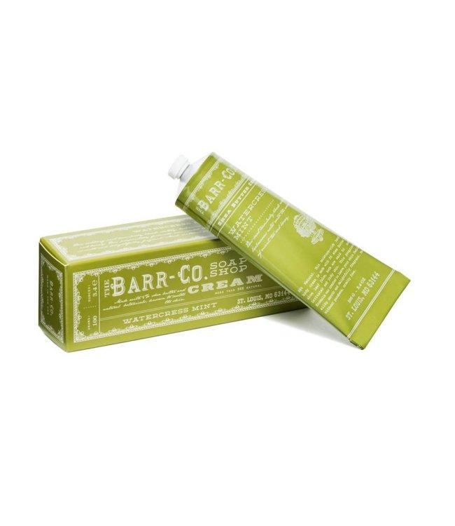 Barr Co. Watercress Mint Hand & Body Cream
