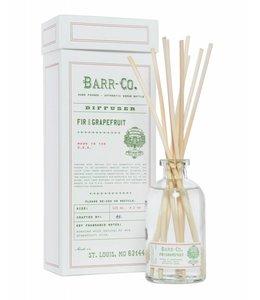 Barr Co. Fir & Grapefruit Diffuser Kit