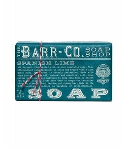 Barr Co. Spanish Lime Triple Milled Bar Soap 6oz