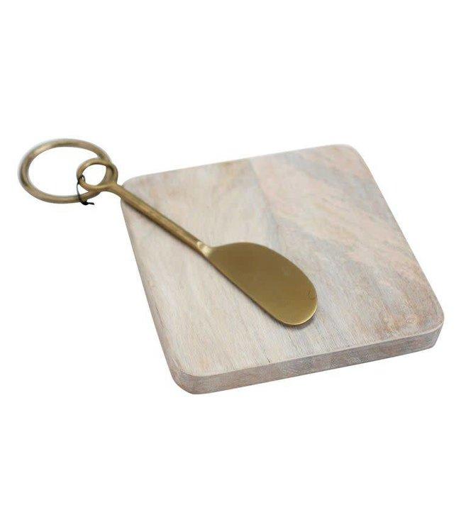 Floor 9 Diamond Wood Serve Board
