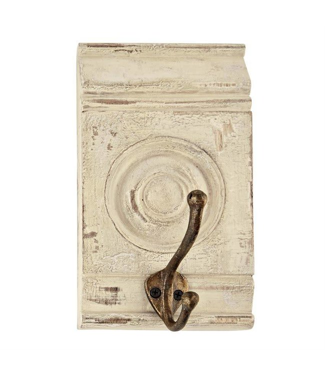Mud Pie Distressed Molding Hook