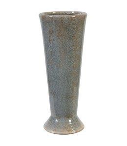 A & B Home Gray Slim Vase