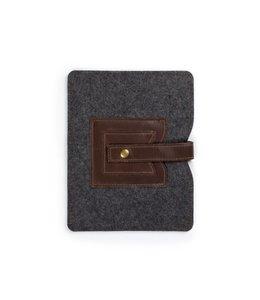 Cache iPad Sleeve - Saddle