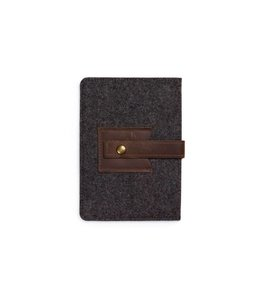 Cache Mini Tablet Sleeve - Dark Brown