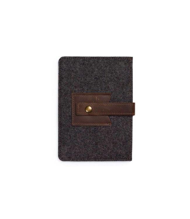 Cache Mini Tablet Sleeve - Dark Brown