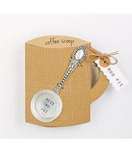 Mud Pie Joe Coffee Scoop
